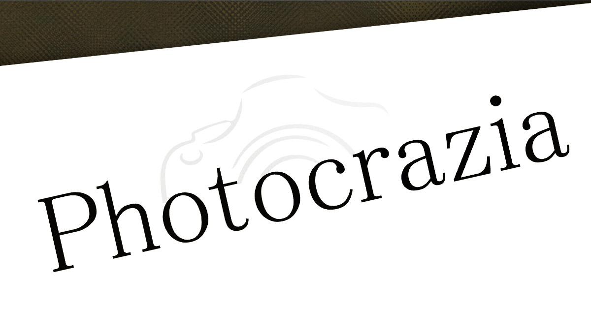 photocrazia
